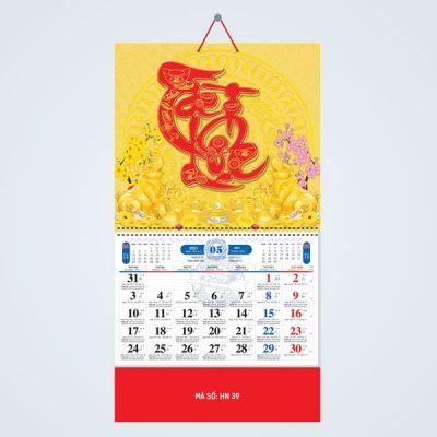 Lịch lò xo giữa 2021 Tài Lộc