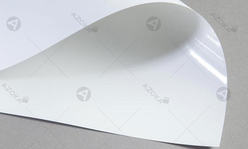 Giấy couche là chất liệu được sử dụng nhiều nhất để làm catalogue