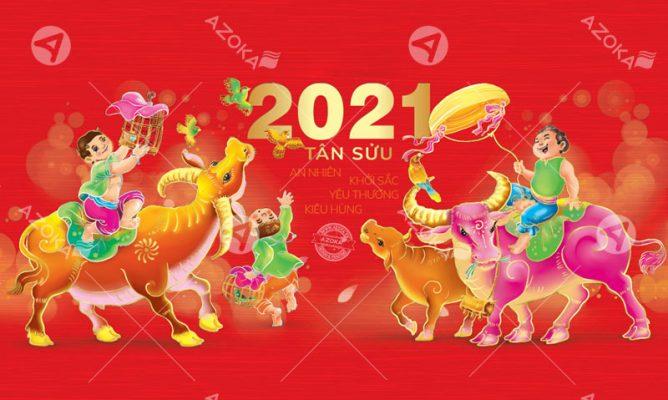 Xu hướng lịch Tết 2021 là gì